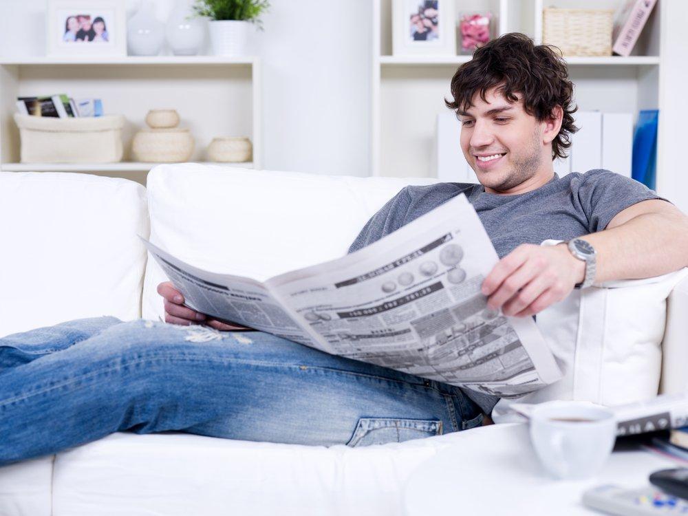 Hábitos como ler o noticiários podem ajudar você na prova de redação do Enem