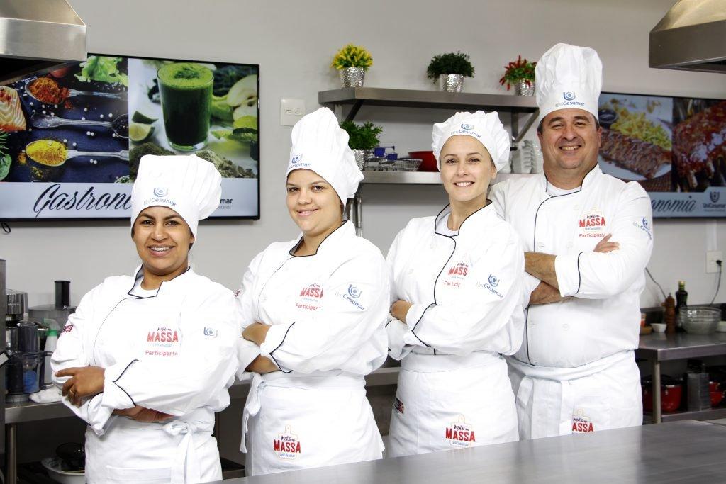 Equipe Pimenta: Alcyr Viana (Taguatinga-DF), Lesly Reis (Rio de Janeiro-RJ), Suelen Pereira (Formosa-GO) e Jaqueline (Presidente Prudente-SP)