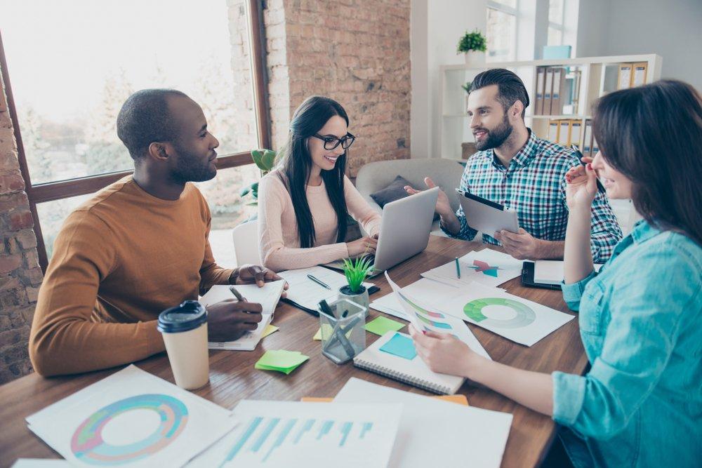 o empreendedorismo tem destaque no curso de Administração a distância