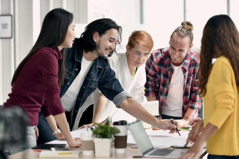 O curso de Marketing oferece uma série de possibilidades para os graduados na área