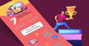 Infográfico – 7 motivos para fazer um curso superior