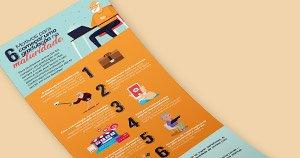 Infográfico – 6 motivos para começar uma graduação na maturidade