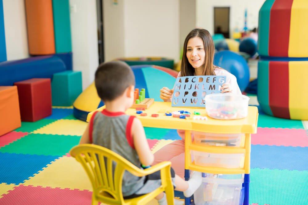 Pedagogia infantil - especial