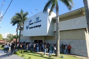 Acadêmicos fazem tour pela estrutura da UniCesumar