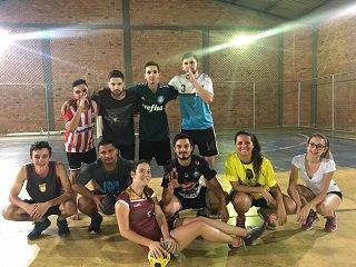 Alunos de Ponta Grossa conquistam 3º lugar geral nos Jogos das Atléticas Particulares