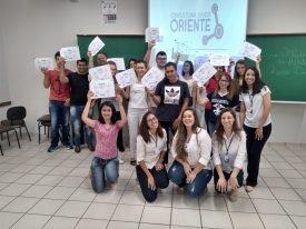 Estudantes participam de workshop sobre Aspectos para o Sucesso Profissional