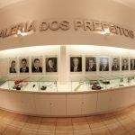 Galeria dos Prefeitos no Museu Unicesumar da História de Maringá