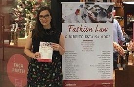 Egressa do mestrado em Ciências Jurídicas da UniCesumar participa de lançamento de livro em São Paulo