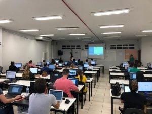Alunos ingressantes dos programas de Doutorado e Mestrado em Direito da UniCesumar participam de treinamento sobre LATTES e ORCID