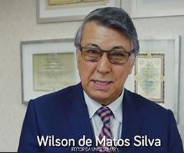 Professor Wilson - Alunos de Teologia