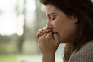 """""""Eu chorava muito e tinha pensamentos ruins"""""""
