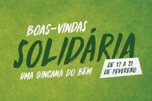 Campanha Boas-Vindas Solidária vai arrecadar alimentos para entidades assistenciais
