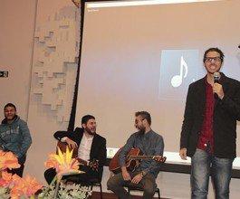 Capelania promove evento com professores do Centro de Exatas