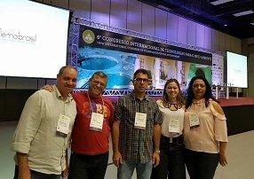 VI Congresso Internacional de Tecnologia para o Meio Ambiente, abril/2018, Bento Gonçalves/RS