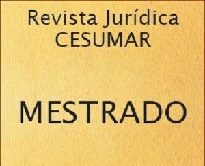 Revista Jurídica da UniCesumar está disponível