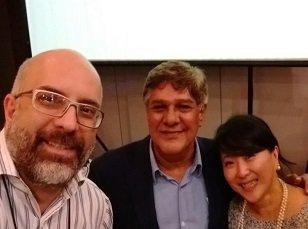 Coordenador do curso de Farmácia participa do Encontro para Implantação das Diretrizes Curriculares Nacionais de Graduação em Farmácia, Abril/2018, Brasília-DF