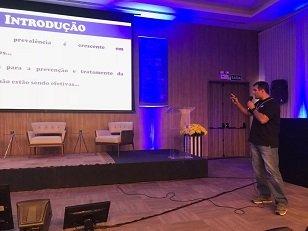 Prof. Dr. Braulio Henrique Magnani Branco, participa do VII Congresso Brasileiro de Metabolismo, Nutrição e Exercício, Londrina/PR, Maio/2018