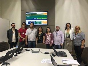 Membros do CEP-UniCesumar encerram atividades do primeiro semestre de 2018