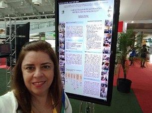 Prof. Msc. Maria Tereza Soares Rezende Lopes do curso de medicina participa do XXXIV Congresso Nacional de Secretarias Municipais de Saúde, Belém/PA, julho/2018