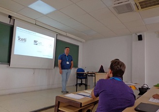 Prof. Dr. Nelson Nunes Tenório Junior participa do KMIS/2018 – 10 th International Conference on Knowledge Management and Information Sharing, (Sevilha/Espanha), Setembro/2018