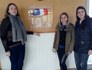 Estudantes do Mestrado em Gestão do Conhecimento vão à França