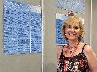 Profª. Drª. Rose Mari Bennemann participa do 9th ICEEPSY, em Atenas (out/2018).