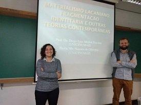 Prof. Dr. Diego Luiz Miiller Fascina, do curso de Letras, participa do Congresso Internacional de Estudos da Linguagem, em Ponta Grossa (PR)