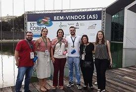 Acadêmica Maria Eugenia A. Albano, do curso de Medicina, participa do 57º Congresso Brasileiro de Educação Médica, em Belém