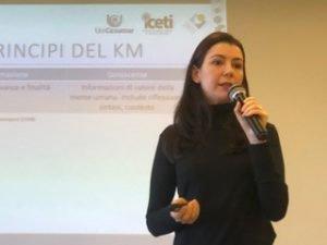 Dra. Cláudia Menegassi, docente do Mestrado em Gestão do Conhecimento, participa do III PhD Week do Istituto Universitario Sophia em Florença, na Itália