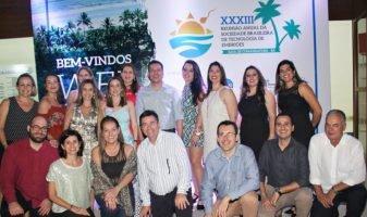 Professora Dra. Isabele Picada Emanuelli, dos Programas de mestrado em Tecnologias Limpas e Tecnologia e Segurança Alimentar, participa da XXXIII Reunião Anual da Sociedade Brasileira de Tecnologia de Embriões, na Bahia