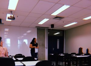 Bolsista de Iniciação Científica Juliani B. Leite Silva, do curso de Direito, participa do 10º Congresso Internacional de Ciências Criminais – Memória e Ciências Criminais e XIX Congresso Transdisciplinar de Ciências Criminais, em Porto Alegre