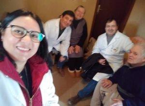 Dra. Raquel Mincoff, docente do curso de graduação em Enfermagem e Medicina, participa do Programa de Mobilidade Internacional Docente, na Escola Superior de Enfermagem de Coimbra, em Portugal