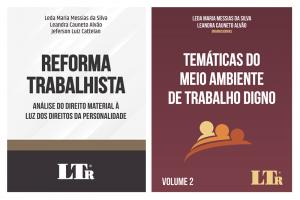 Professora Dra. Leda Maria Messias da Silva lança obras importantes para o Direito do Trabalho em Maringá (PR)