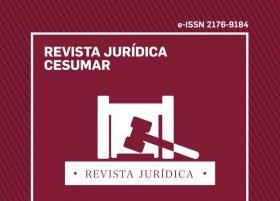 Revista Jurídica Cesumar (Qualis B1) da UniCesumar acaba de publicar seu segundo número de 2020