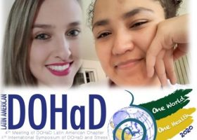 Alunas de Iniciação Científica da UniCesumar de Londrina tem trabalho aprovado no 4th Meeting of Latin American DOHaD Chapter e 4th International Symposium of DOHaD and Stress