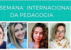 Acadêmicas de Iniciação Científica da UniCesumar de Londrina têm trabalho aprovado na VII Semana Internacional de Pedagogia