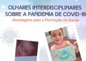 """Dra. Tânia Gomes e Dr. Marcelo Picinin Bernuci lançam livro """"Olhares Interdisciplinares sobre a Pandemia de Covid-19: abordagens para a Promoção da Saúde"""""""