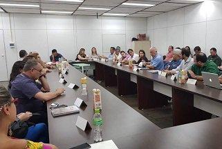 ICETI participa  de reunião no Conselho Municipal de Defesa do Meio Ambiente