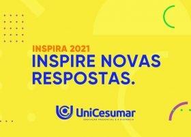 Inspira 2021: UniCesumar realizará semana de formação docente on-line
