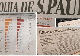 Folha de S. Paulo reconhece a Unicesumar como um dos 'Gigantes da Educação'