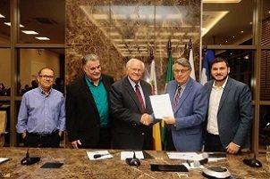 UniCesumar e Universidade das Nações firmam parceria de cooperação
