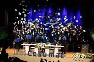UniCesumar realiza cerimônia de colação de grau em Londrina