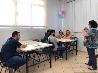 NAAC promoveu oficinas que auxiliaram os acadêmicos a se prepararem para a semana de provas