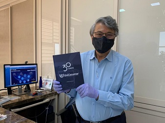 UniCesumar celebra os 30 anos com livro histórico