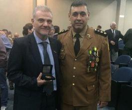 Unicesumar recebe premiação no aniversário da PM de Ponta Grossa