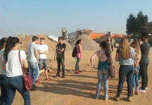 Acadêmicos da Unicesumar de Ponta Grossa realizam visita técnica à Zero Resíduos