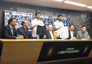 UniCesumar é a nova patrocinadora oficial do Santos Futebol Clube