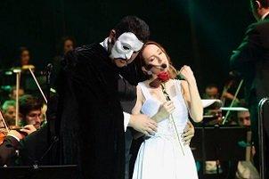 """Orquestra Filarmônica da Unicesumar apresenta """"O Fantasma da Ópera"""" no Teatro Unisep"""