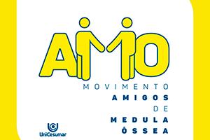 Unicesumar incentiva a doação de medula óssea com a Campanha AMO