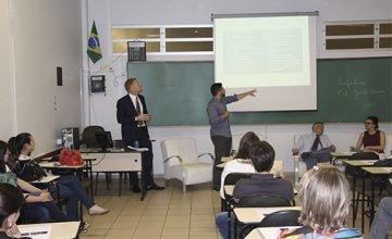Unicesumar recebe palestrante internacional de Direito Penal